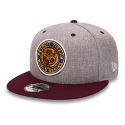 Detroit Tigers 1968 World Series Patch Grey 9FIFTY Snapback