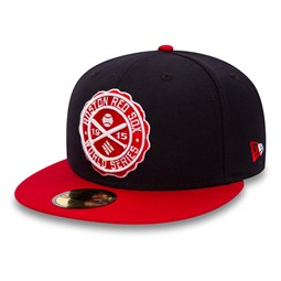 Boston Red Sox 1915 World Series Patch 59FIFTY bleu marine