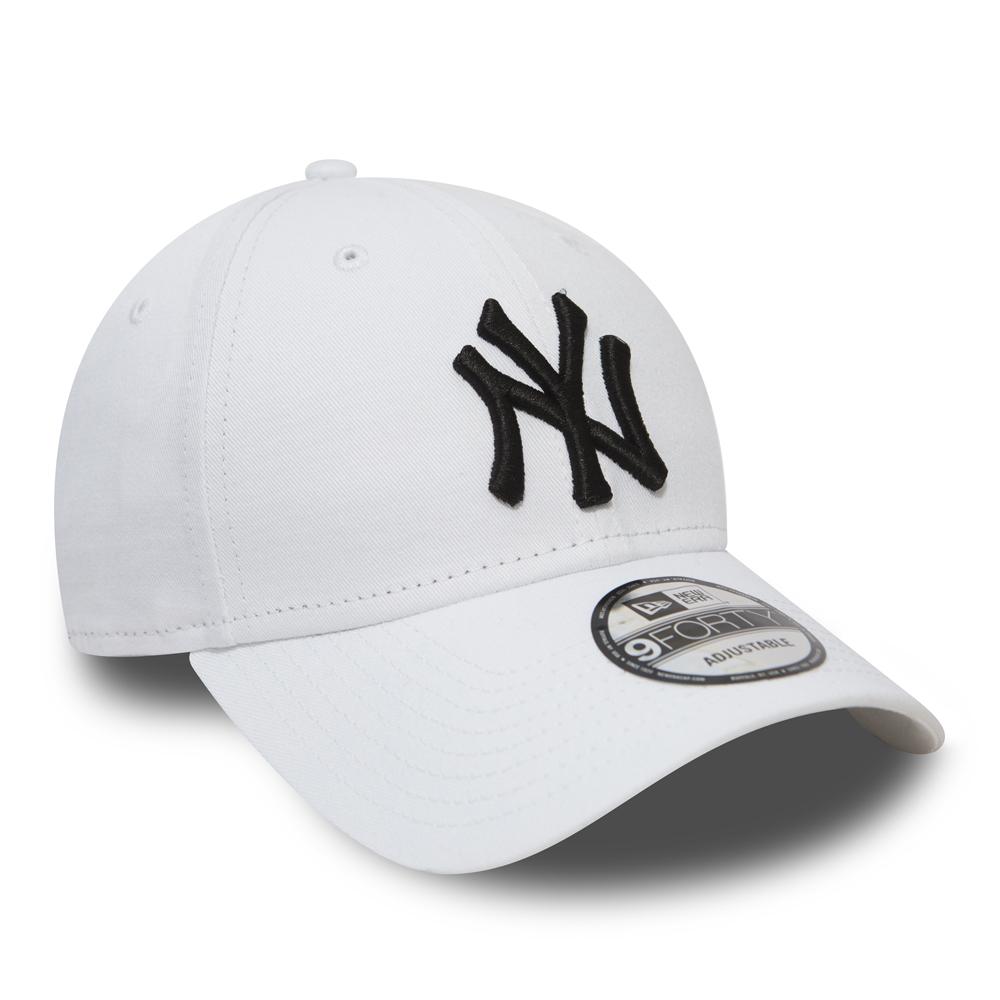 9FORTY – New York Yankees Essential – Weiß und Schwarz