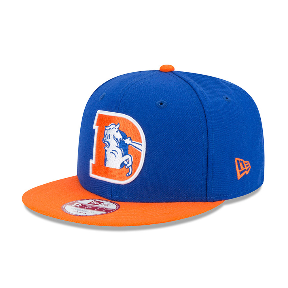 Denver Broncos Historic Baycik Original Fit 9FIFTY Snapback