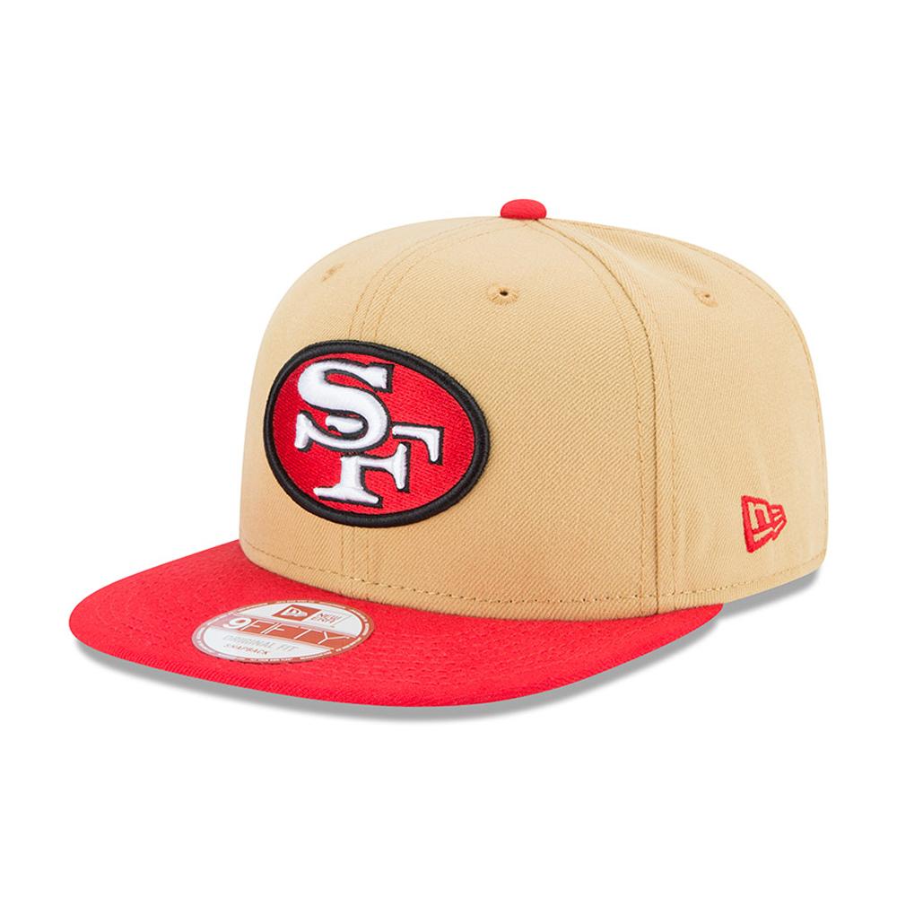 San Francisco 49ers Historic Baycik Original Fit 9FIFTY Snapback