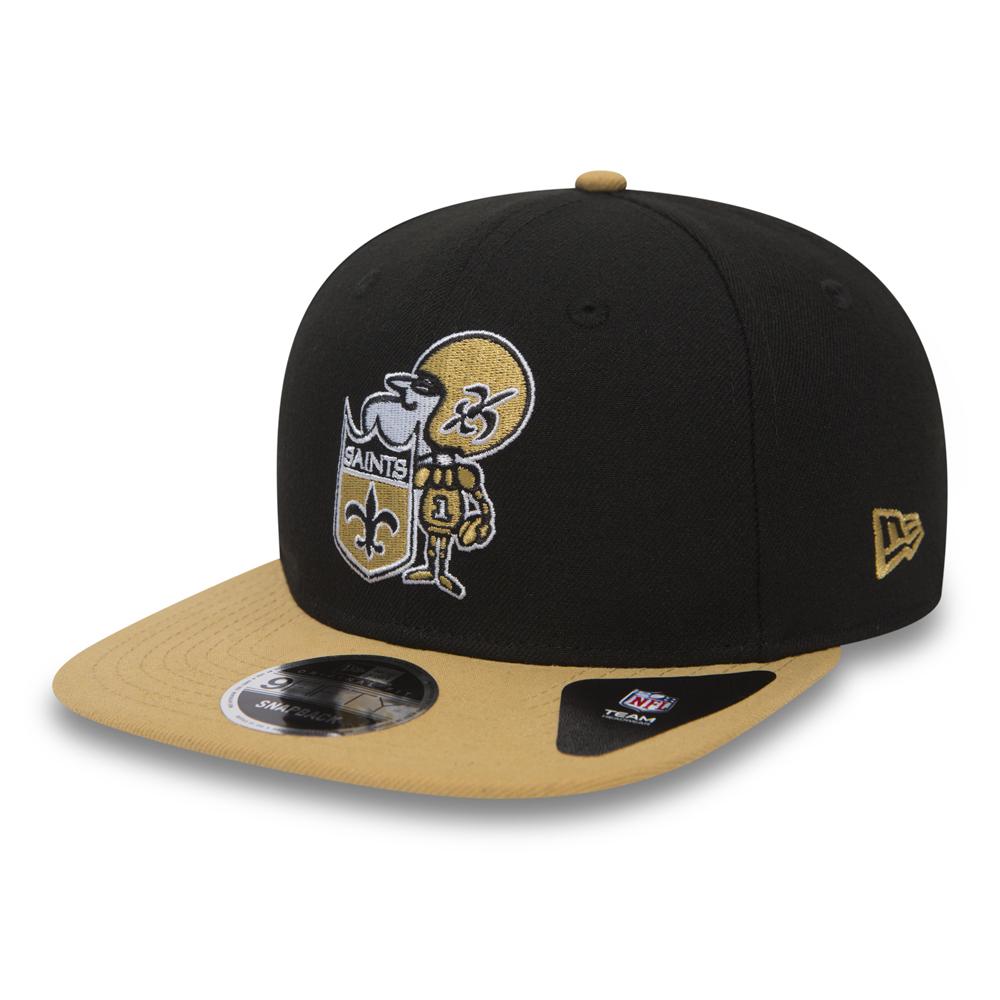 New Orleans Saints Historic Baycik Original Fit 9FIFTY Snapback