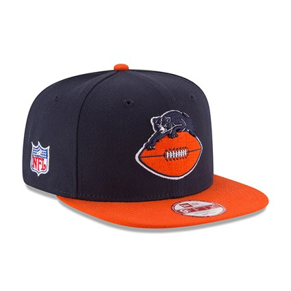 release date: 9ea69 5b7eb ... Chicago Bears Historic Baycik Original Fit 9FIFTY Snapback