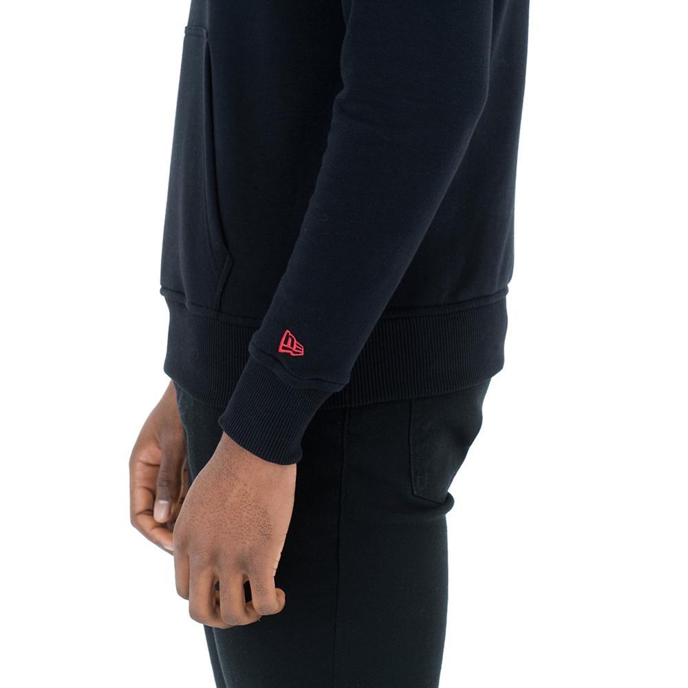 Felpa con cappuccio colore: Nero da uomo Mitchell /& Ness Miami Heat