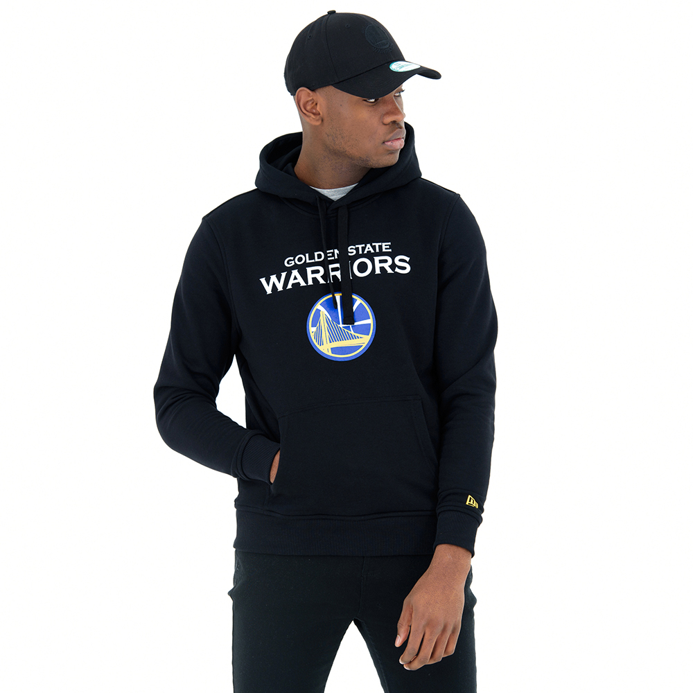 Golden State Warriors – Kapuzenpullover – Schwarz