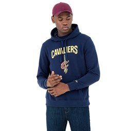 Cleveland Cavaliers Blue Pullover Hoodie