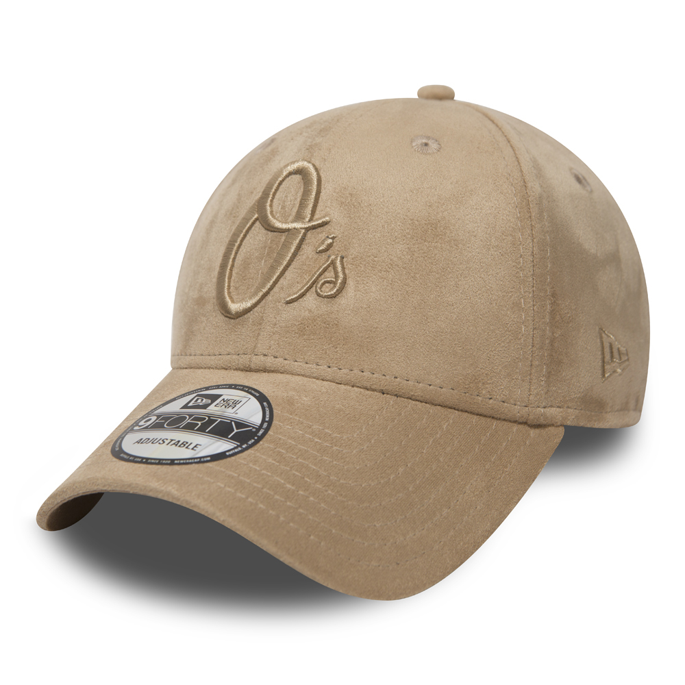9FORTY – Baltimore Orioles Essential – Wildeder in Camel