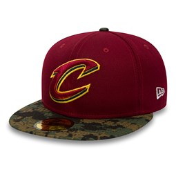 Cleveland Cavaliers Hoops For Troops 59FIFTY