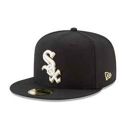 Chicago White Sox Hashmarks 59FIFTY noir