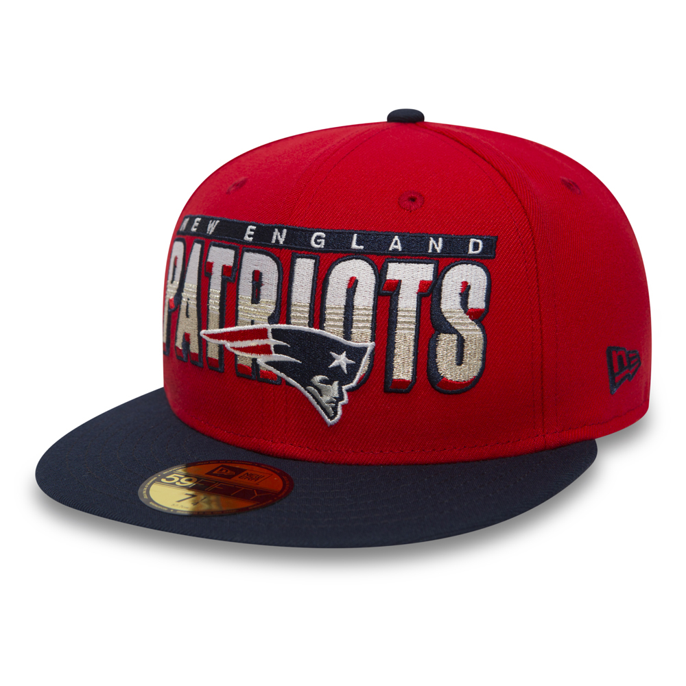 New England Patriots City Bar 59FIFTY