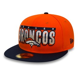 Denver Broncos City Bar 59FIFTY