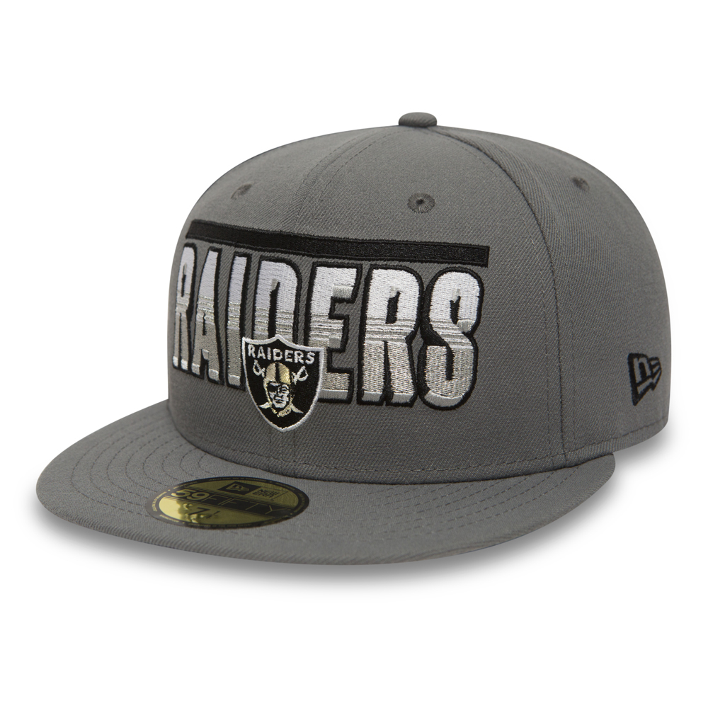 Oakland Raiders City Bar 59FIFTY