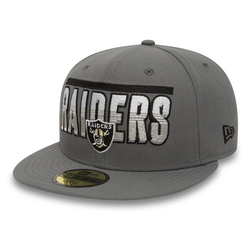Oakland Raiders City Bar 59FIFTY