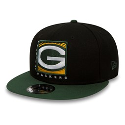 9FIFTY Snapback – Green Bay Packers – Cropped Box