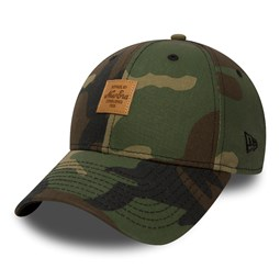New Era Core Square Patch 9FORTY imprimé camouflage