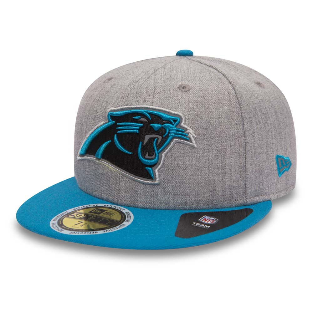 Carolina Panthers Essential Grey 59FIFTY