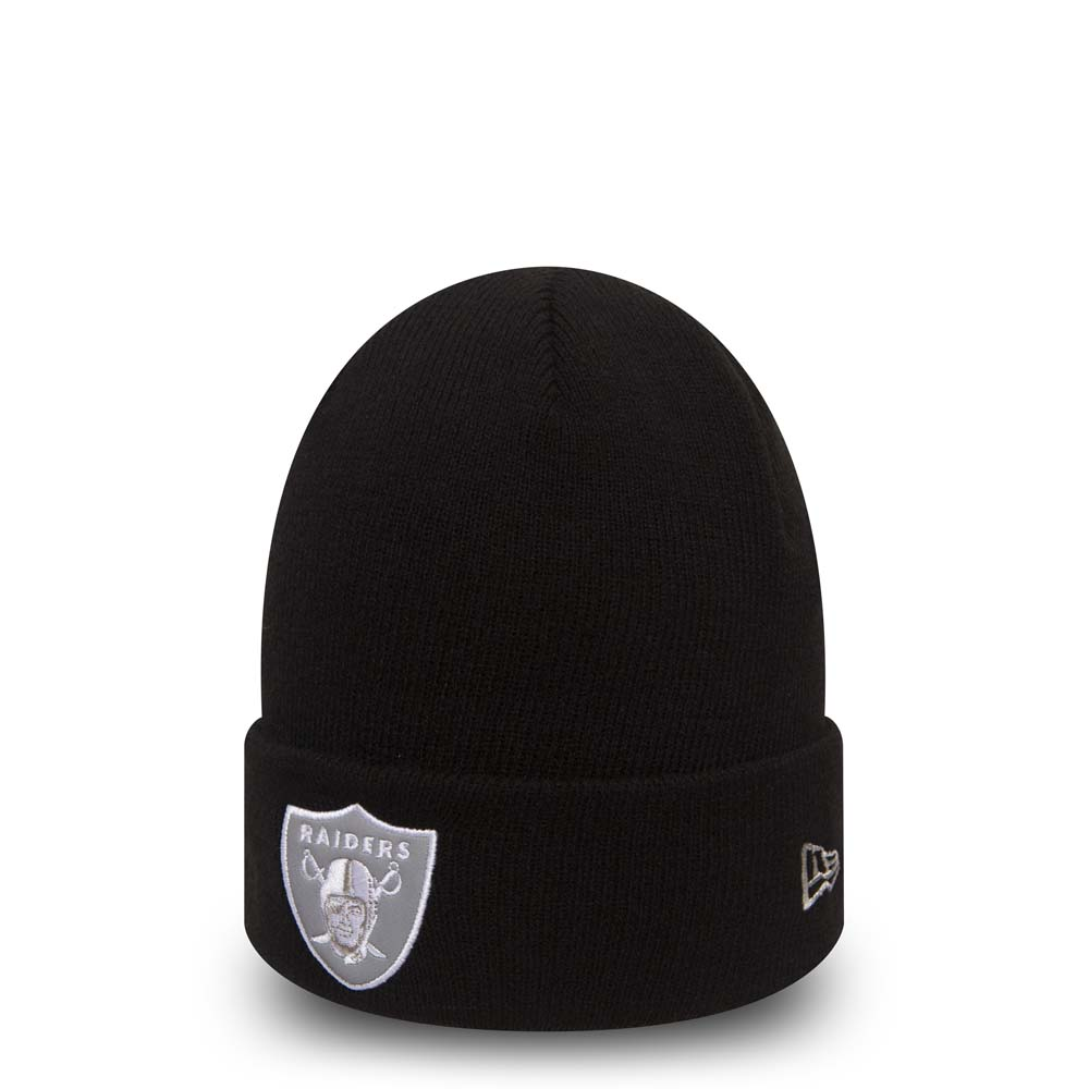 Cuff-Beany – Oakland Raiders Night Op – Schwarz