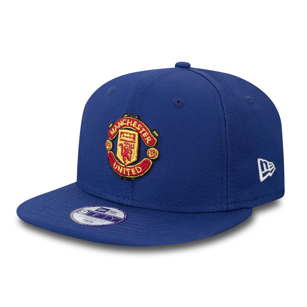 Manchester United Essential Kids 9FIFTY Snapback