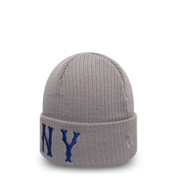 Cuff Beanie – New York Highlanders – Club Coop – Grau