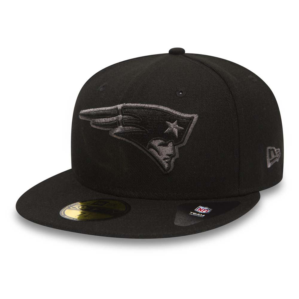 New England Patriots Black Graphite 59FIFTY