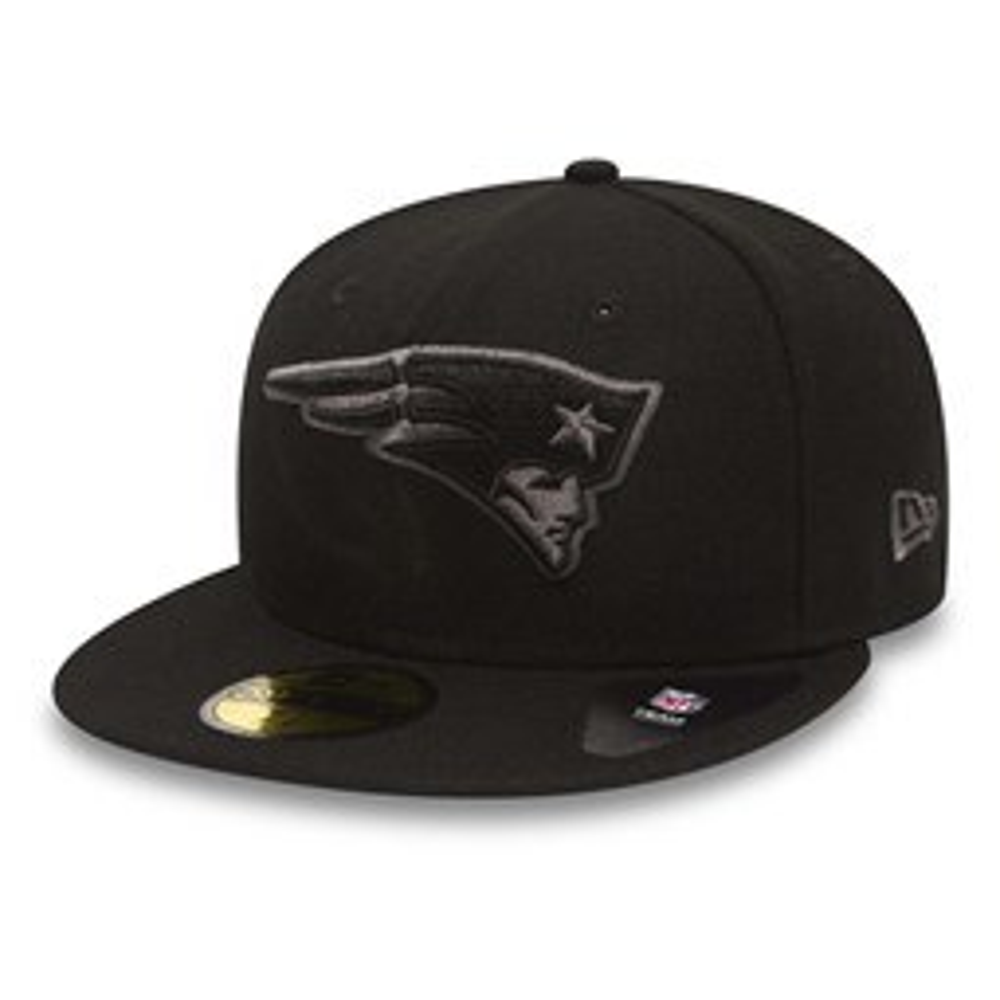 New England Patriots Black Graphite 59FIFTY