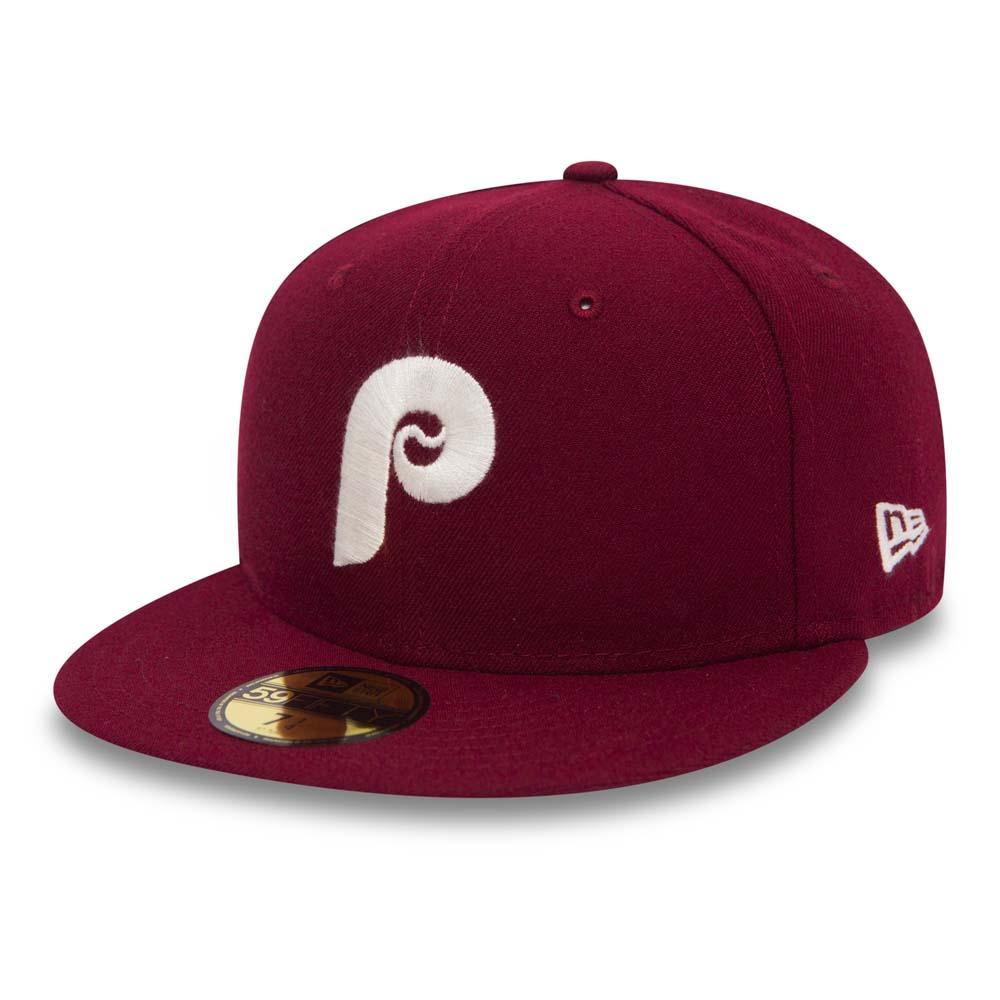d2e895707f1 Philadelphia Phillies Classic Cardinal Red 59FIFTY