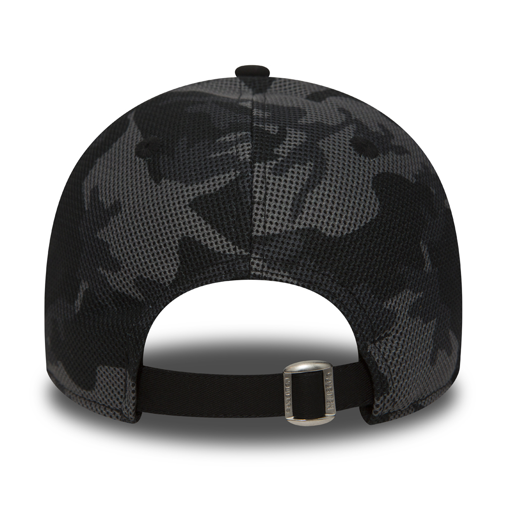 ... negro Oakland Raiders Mesh Overlay Camo 9FORTY 3a383c675f6