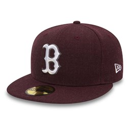 Boston Red Sox Seasonal 59FIFTY bordeaux