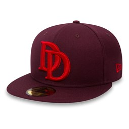 Daredevil Maroon 59FIFTY