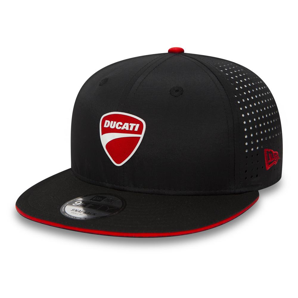 Ducati Logo 9FIFTY Snapback noire