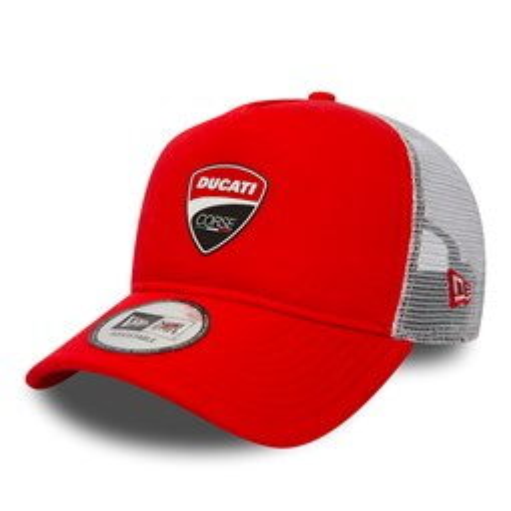 A-Frame Trucker – Ducati Corse – Rot
