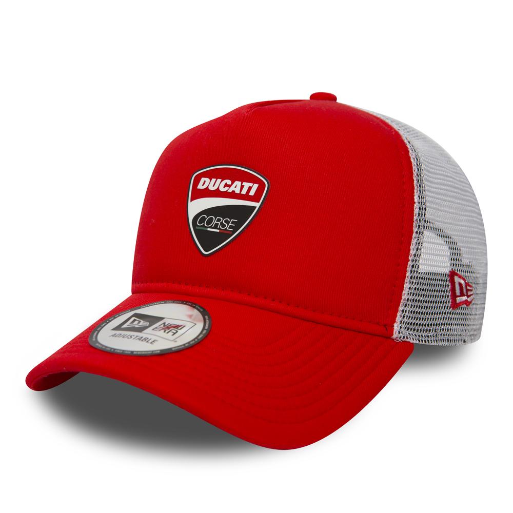 Ducati Corse Red A Frame Trucker  1e2d6addcc8