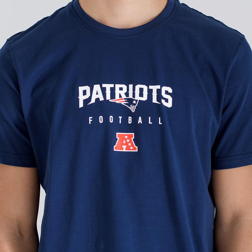 53be7c64c54ff Camiseta New England Patriots Team Script
