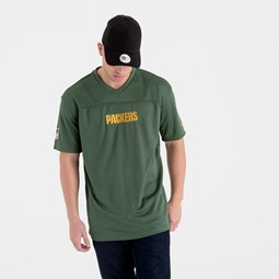 Green Bay Packers Field of Rivals Green Tee