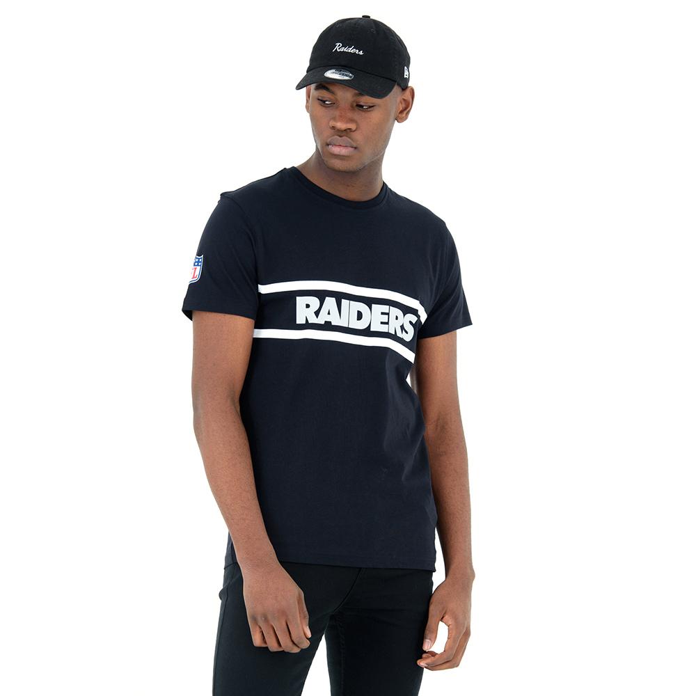 Oakland Raiders – Field of Rivals – T-Shirt – Schwarz