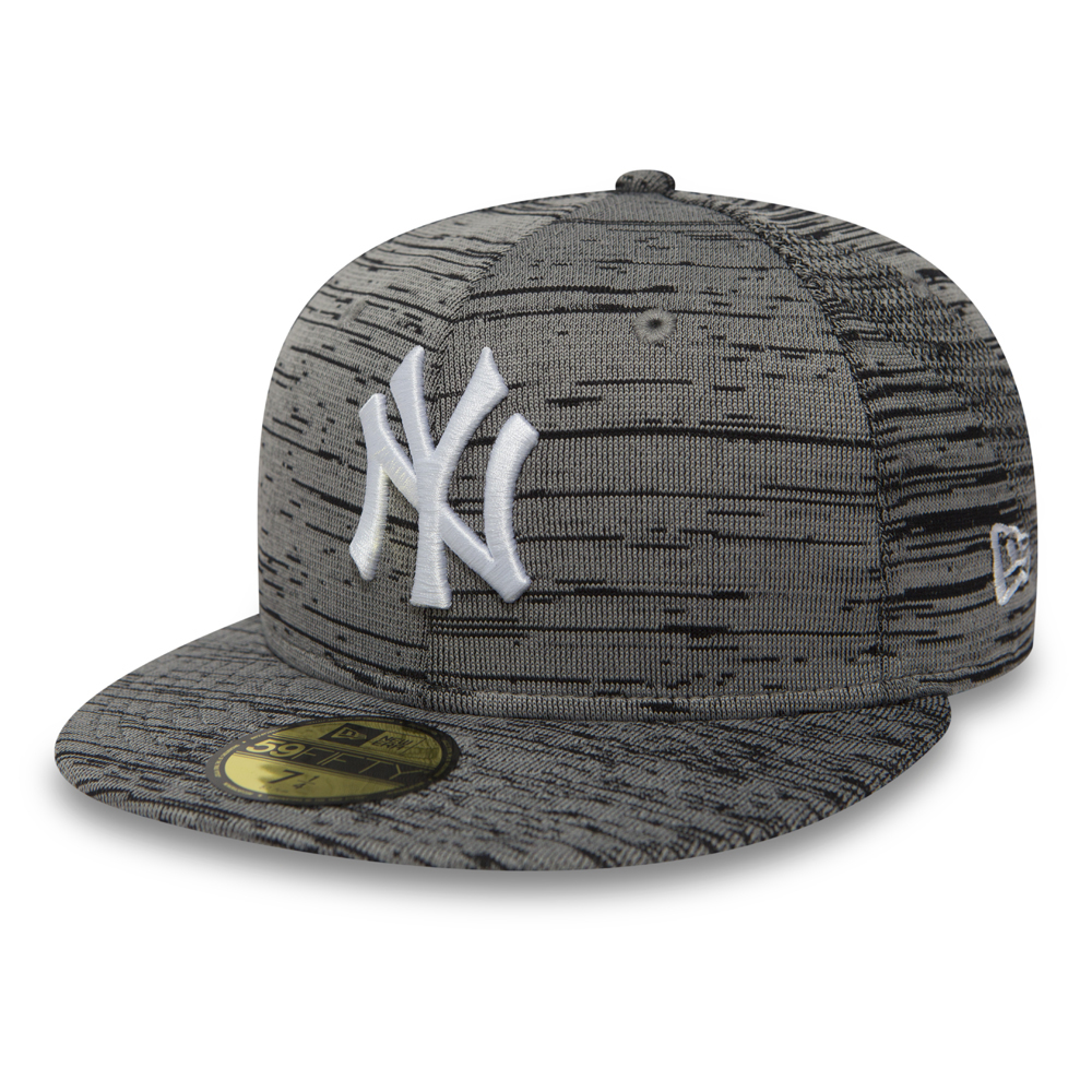 59FIFTY – New York Yankees – Engineered Fit in Grau