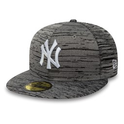 New York Yankees Engineered Fit 59FIFTY gris