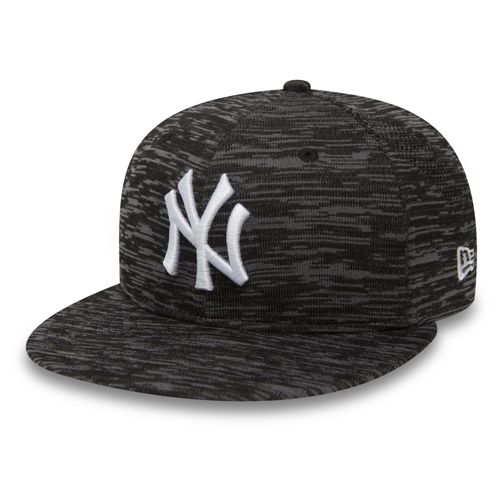 59FIFTY – New York Yankees – Engineered Fit in Schwarz