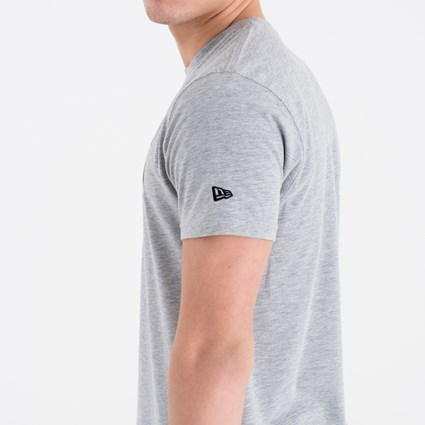 Los Angeles Clippers Team Logo Grey Tee