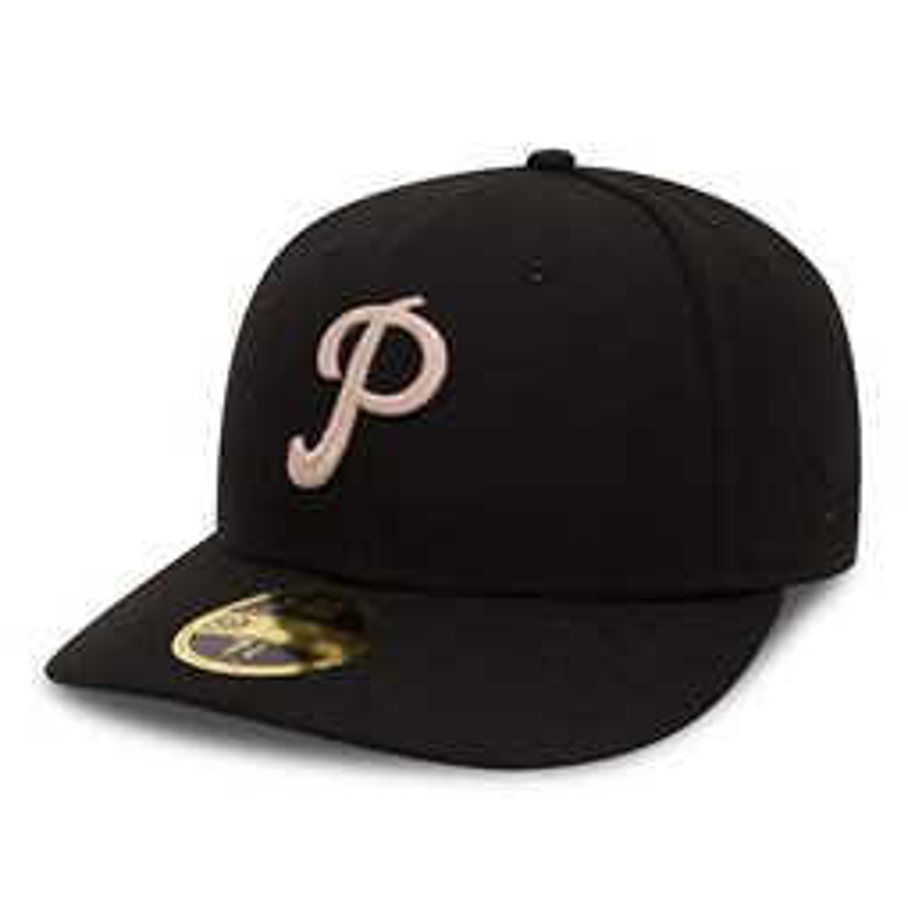 Philadelphia Phillies Chain Low Profile 59FIFTY, negro