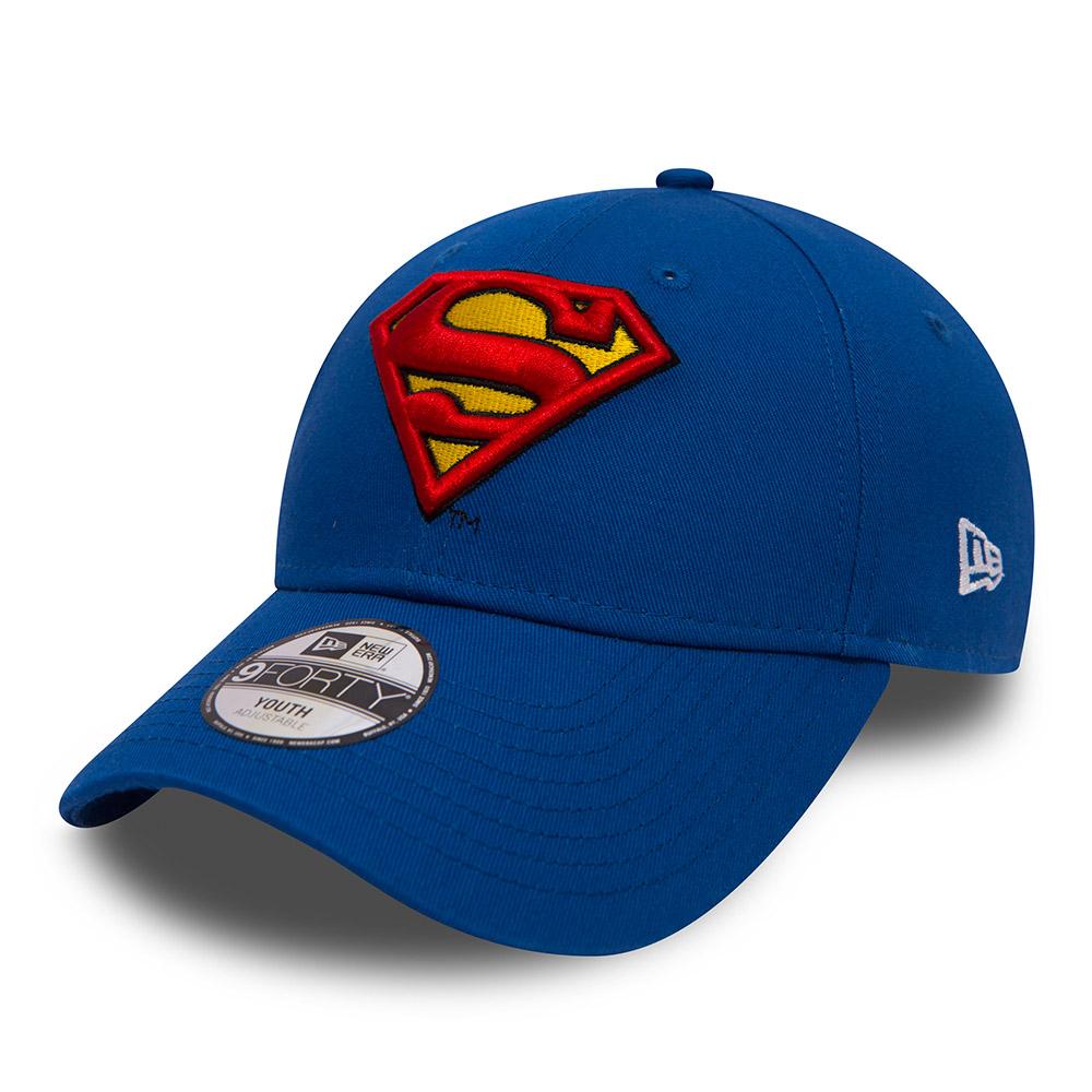 9FORTY – Superman Essential – Kinder – Blau