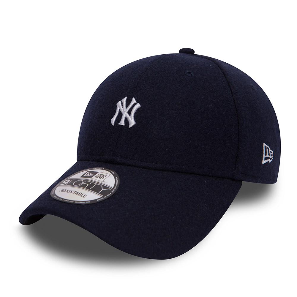 9FORTY ‒ New York Yankees ‒ Melton- Marineblau