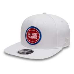 Detroit Pistons Classic Original Fit 9FIFTY Snapback, blanco