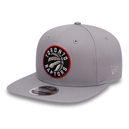 Toronto Raptors Classic Original Fit 9FIFTY Snapback, gris