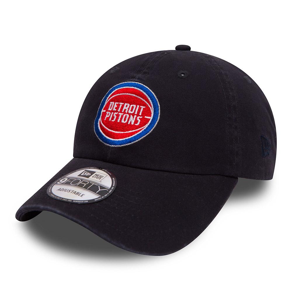 9FORTY ‒ Detroit Pistons ‒ Verwaschenes Schwarz