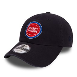 Detroit Pistons Washed 9FORTY, negro