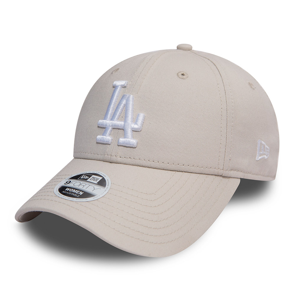 Los Angeles Dodgers Womens Essential Stone 9FORTY