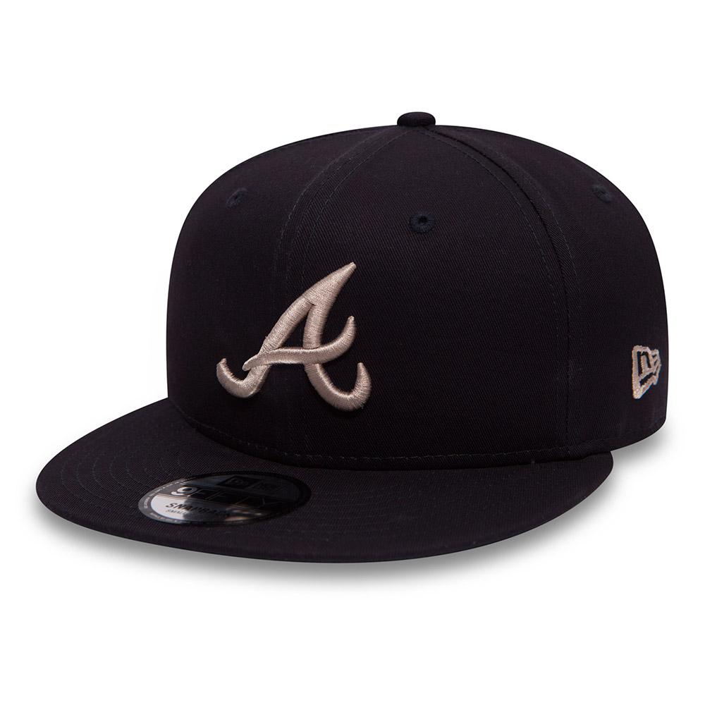 9FIFTY Snapback – Atlanta Braves Essential – Marineblau