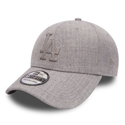 Los Angeles Dodgers Heather Grey 39THIRTY