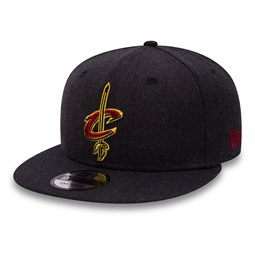Cleveland Cavaliers 9FIFTY Snapback gris chiné